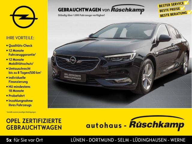Opel Insignia B Grand Sport INNOVATION 1.5 Turbo EU6d-T, Jahr 2019, Benzin