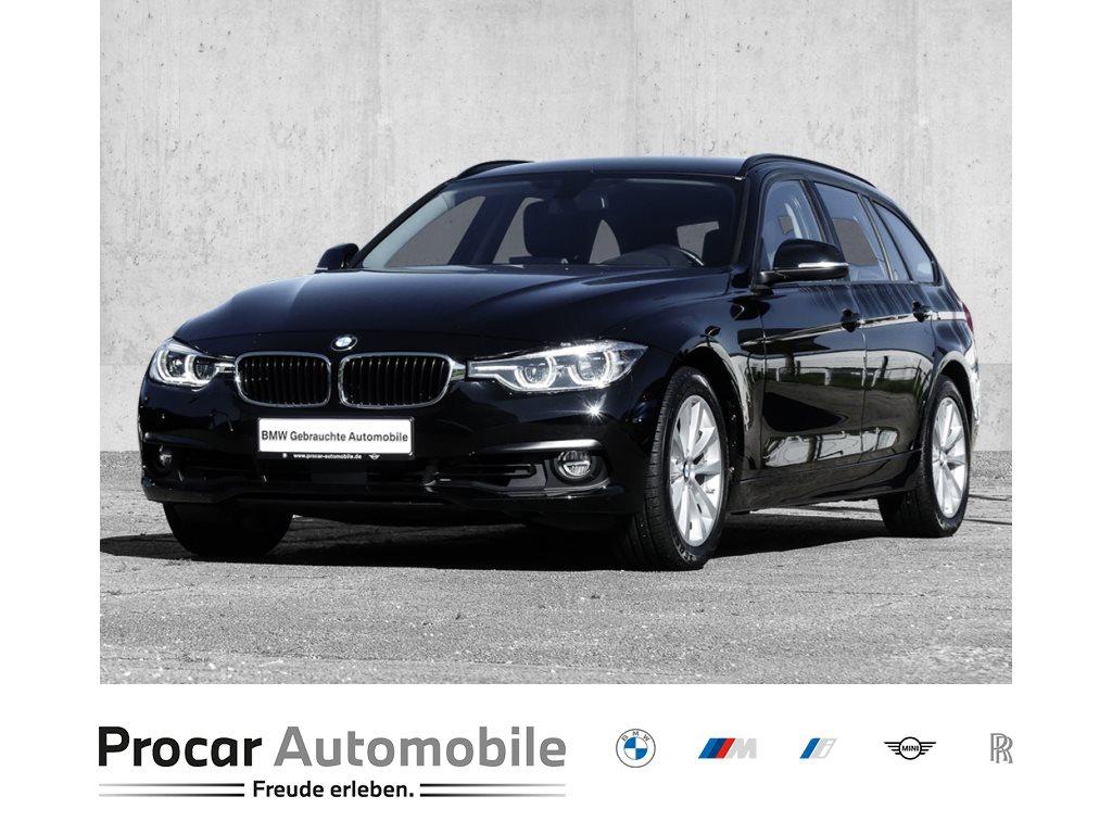 BMW 330d xDrive Touring Advantage+LED+Navi Bus.+AHK+ACC+Sitzhzg., Jahr 2018, Diesel