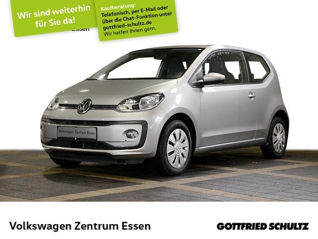 Volkswagen up! Move 1.0 SHZ Isofix Nebel Klima, Jahr 2017, Benzin
