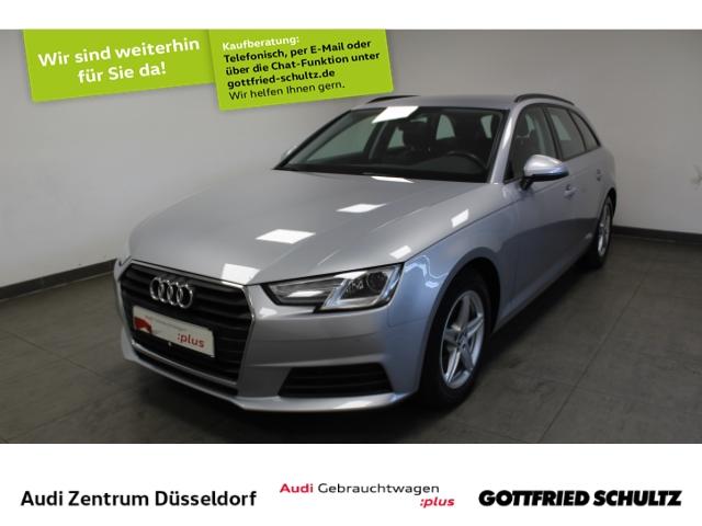 Audi A4 Avant 2.0 TDI ultra S-tronic, Jahr 2017, Diesel