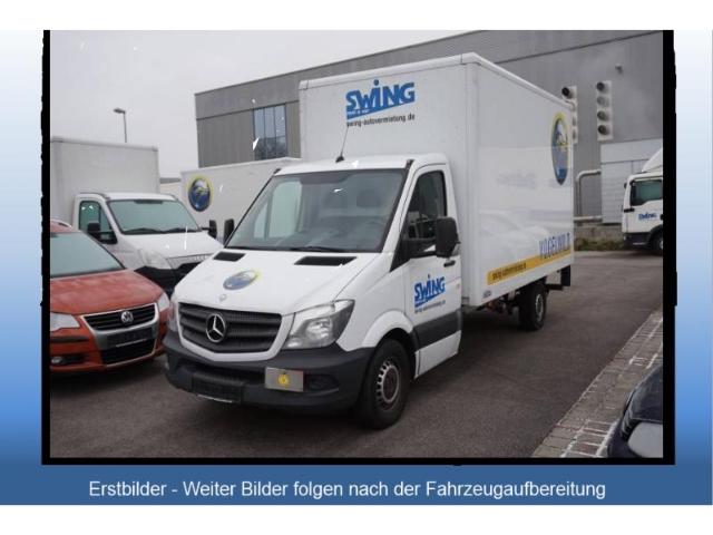 Mercedes-Benz Sprinter Koffer 316 CDI CD ESP MAL DPF Spieg. beheizbar Radio TRC ASR Airb, Jahr 2013, diesel