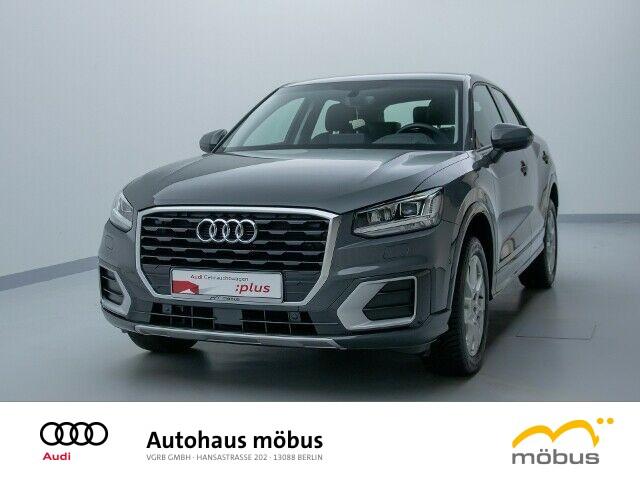 Audi Q2 design 1.0 TFSI 6-GA*LED*HUD*B&O*LEDER*RFK*BT, Jahr 2017, Benzin