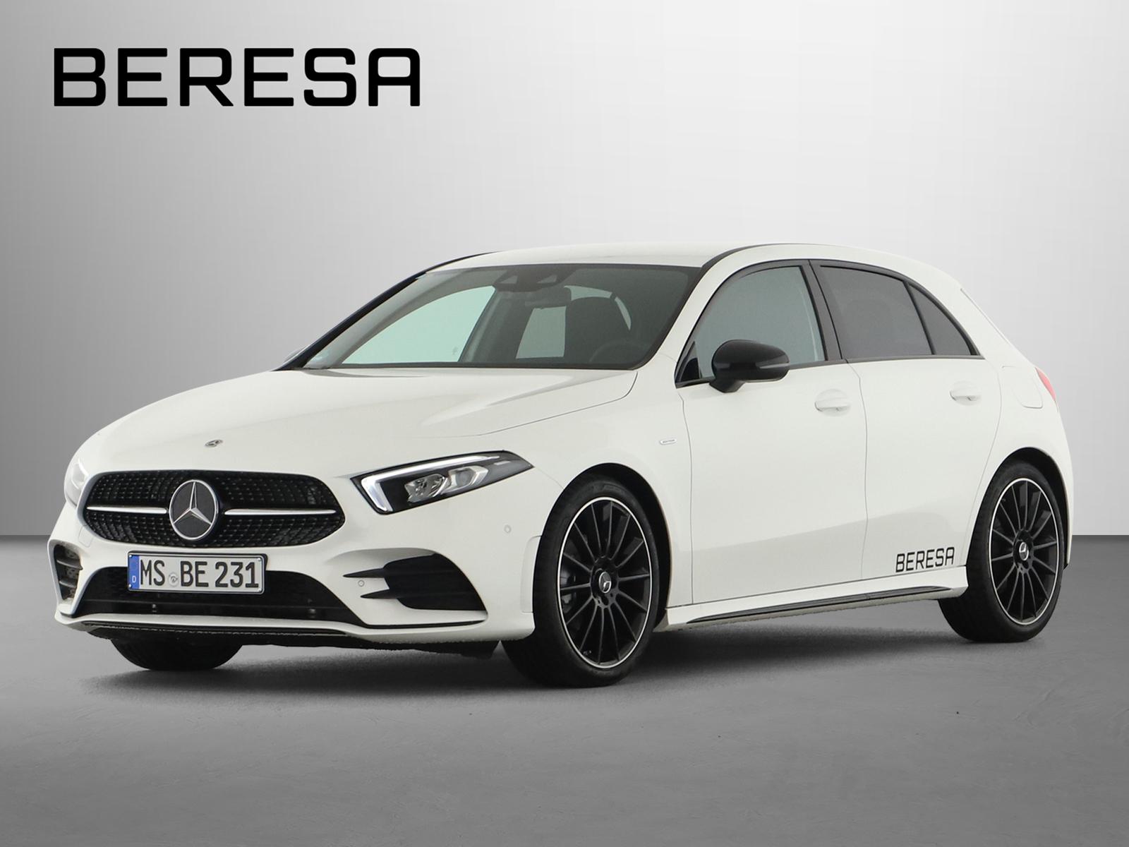 Mercedes-Benz A 180 AMG Night Edition2020 LED Kamera PDC Shz., Jahr 2021, Benzin