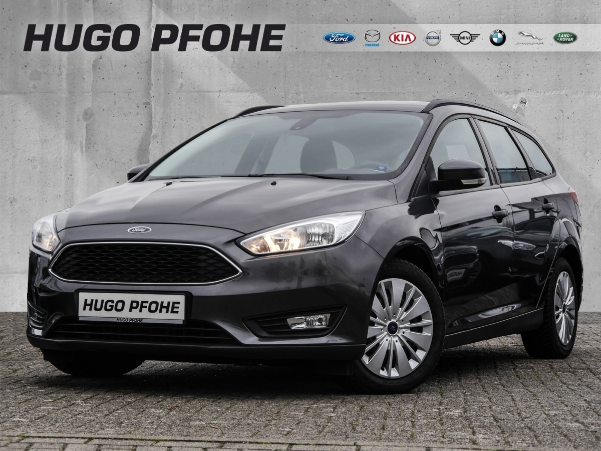 Ford Focus Turnier Navi PDC Sitzheizung Tempomat, Jahr 2018, Benzin