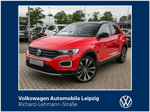 Volkswagen T-Roc Style 1.6 TDI SCR *Standheizung*AHK*, Jahr 2019, Diesel