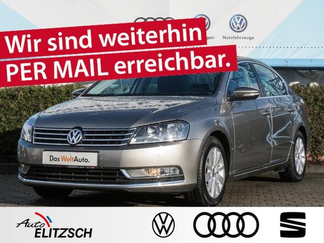 Volkswagen Passat 1.8 TSI Comfortline RCD510 GRA SH, Jahr 2012, Benzin