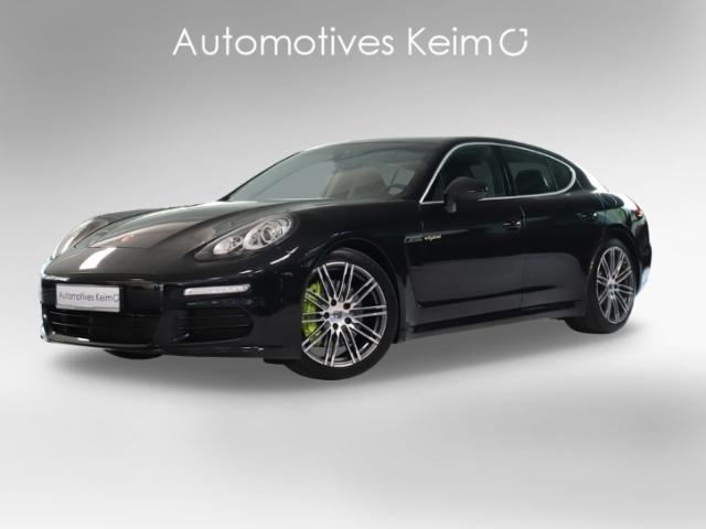 Porsche Panamera S E-Hybrid BOSE ESHD KAMERA 20ZOLL TURBO, Jahr 2016, Hybrid