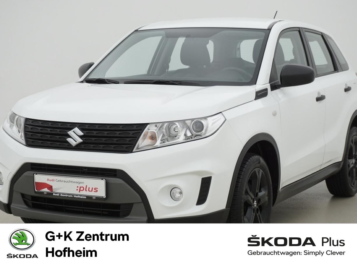 Suzuki Vitara 1.6 Ltr. 88 kW*Klima*ZV*Alu* Drivers P., Jahr 2017, Benzin