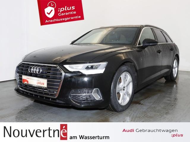 Audi A6 Avant 45 TDI quattro sport Leder OpenSky NaviPl, Jahr 2019, Diesel
