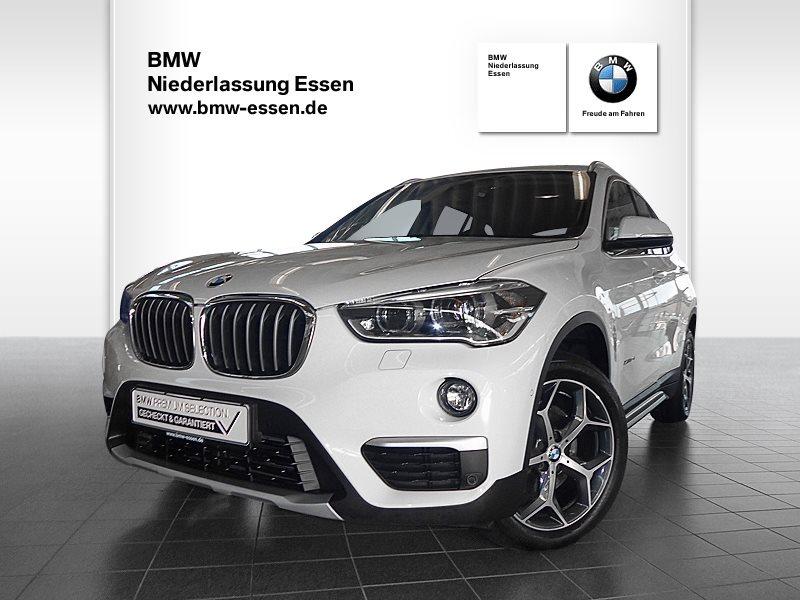BMW X1 xDrive18d xLine, Jahr 2017, Diesel