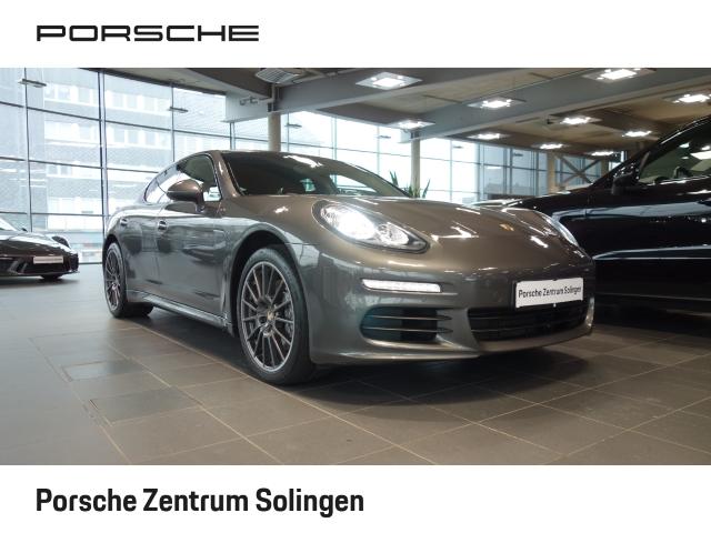 Porsche Panamera 20'' Soft-Close Luftfederung Servo Plus, Jahr 2013, Diesel