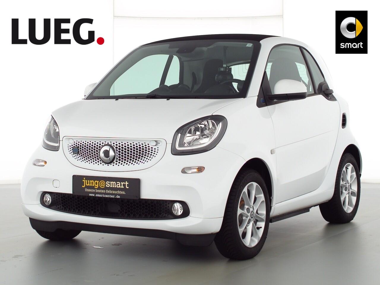 smart fortwo coupe (11.2014->), Jahr 2019, Elektro