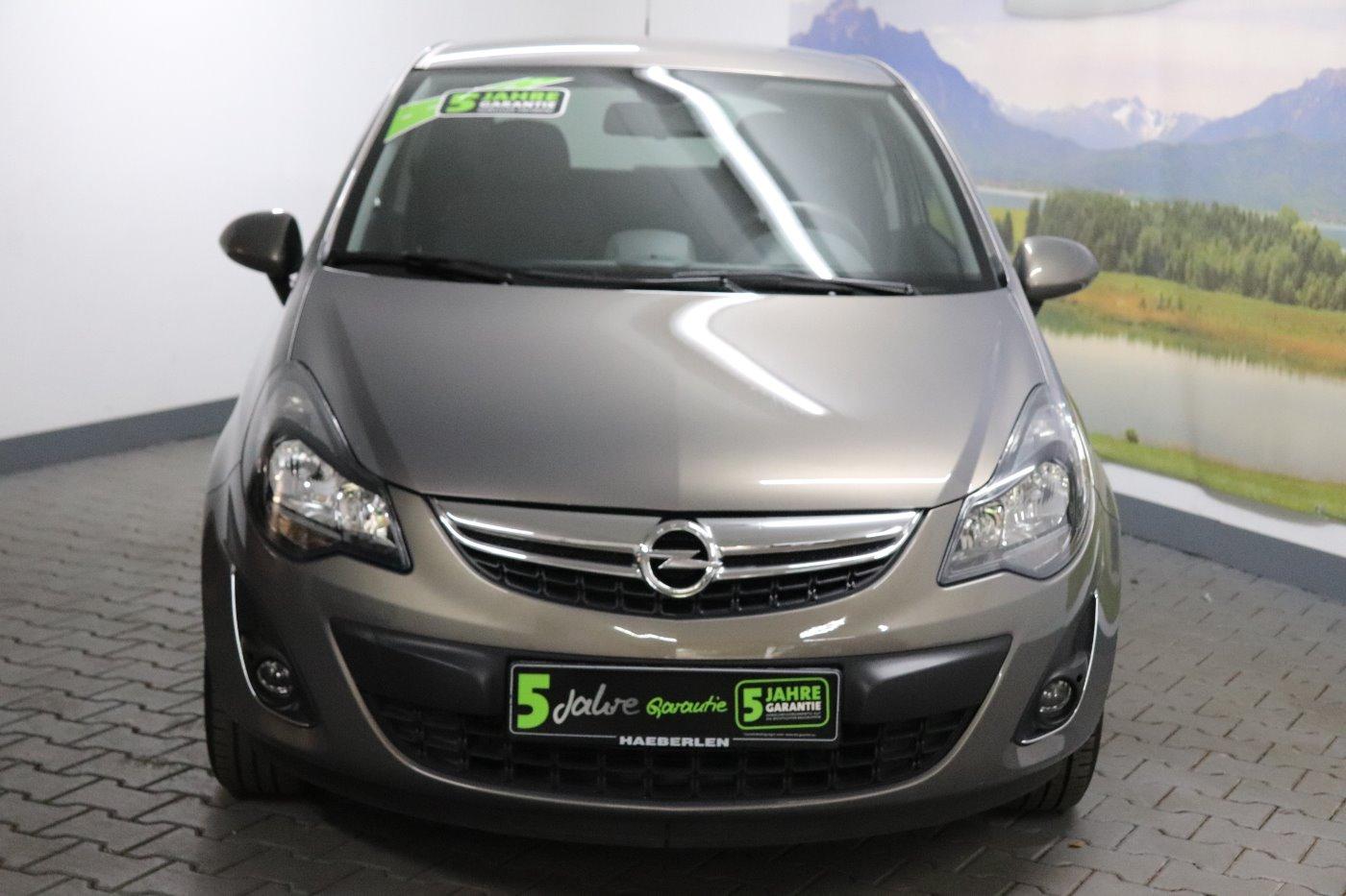 Opel Corsa D 1.4 Energy Teilleder Bremsass Sitzh., Jahr 2013, Benzin