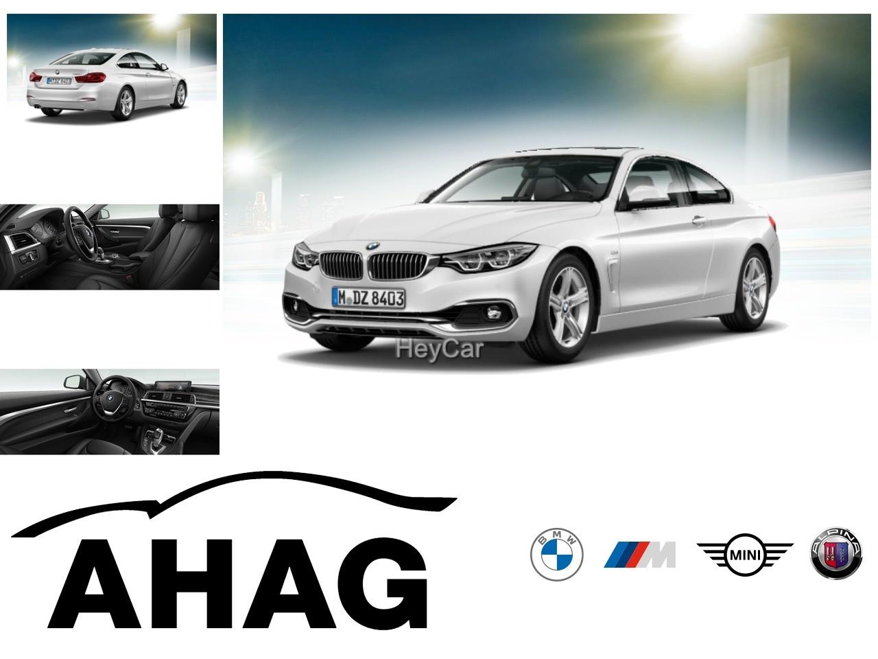 BMW 430i Coupe Luxury Line Innovationsp. Navi Prof., Jahr 2017, Benzin