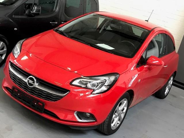 Opel Corsa E AUTOMATIK-1.4-Innovation+WinterPaket+BC Parkpilot+Tempomat+RadioCD+Abbiegelicht+SHZ, Jahr 2015, Benzin