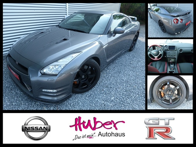 Nissan GT-R Track Edition AT 549PS (*NAVI*BOSE*LED*), Jahr 2016, Benzin