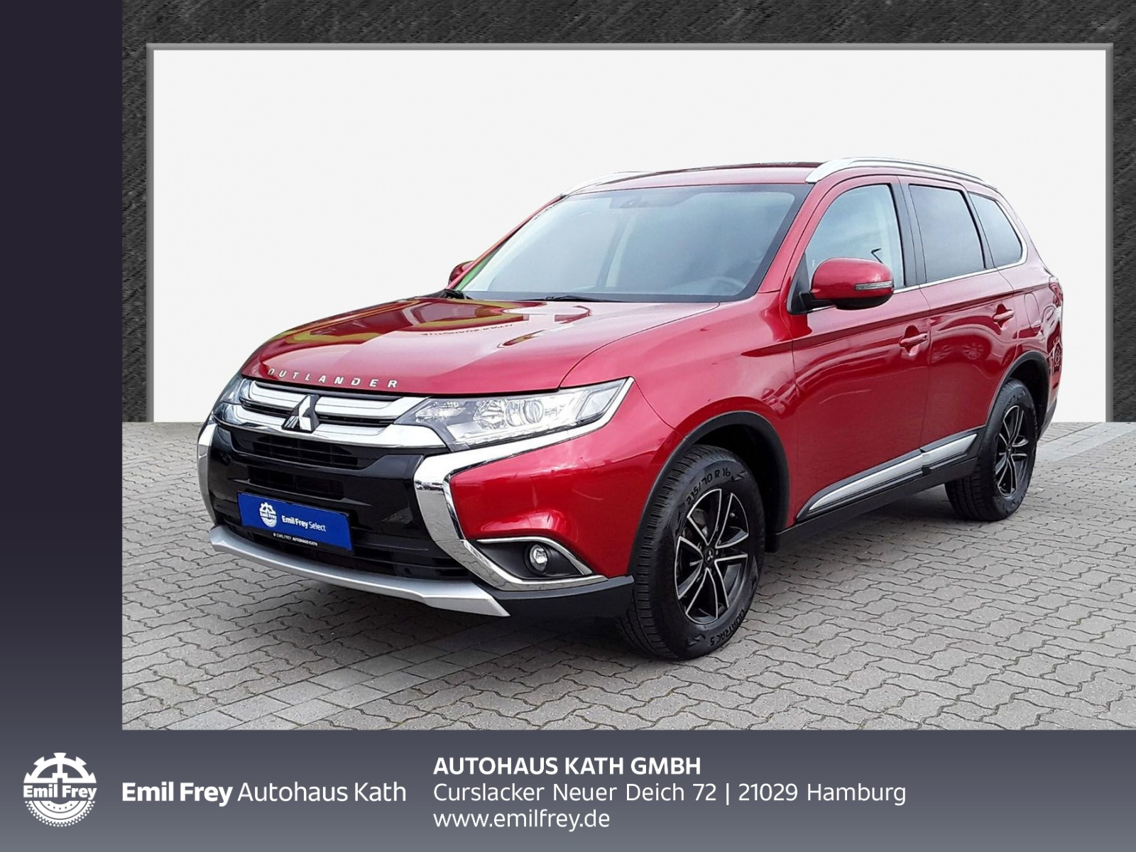 Mitsubishi Outlander 2.0 2WD Edition 100, Alu, RFK, Klima, Jahr 2017, Benzin