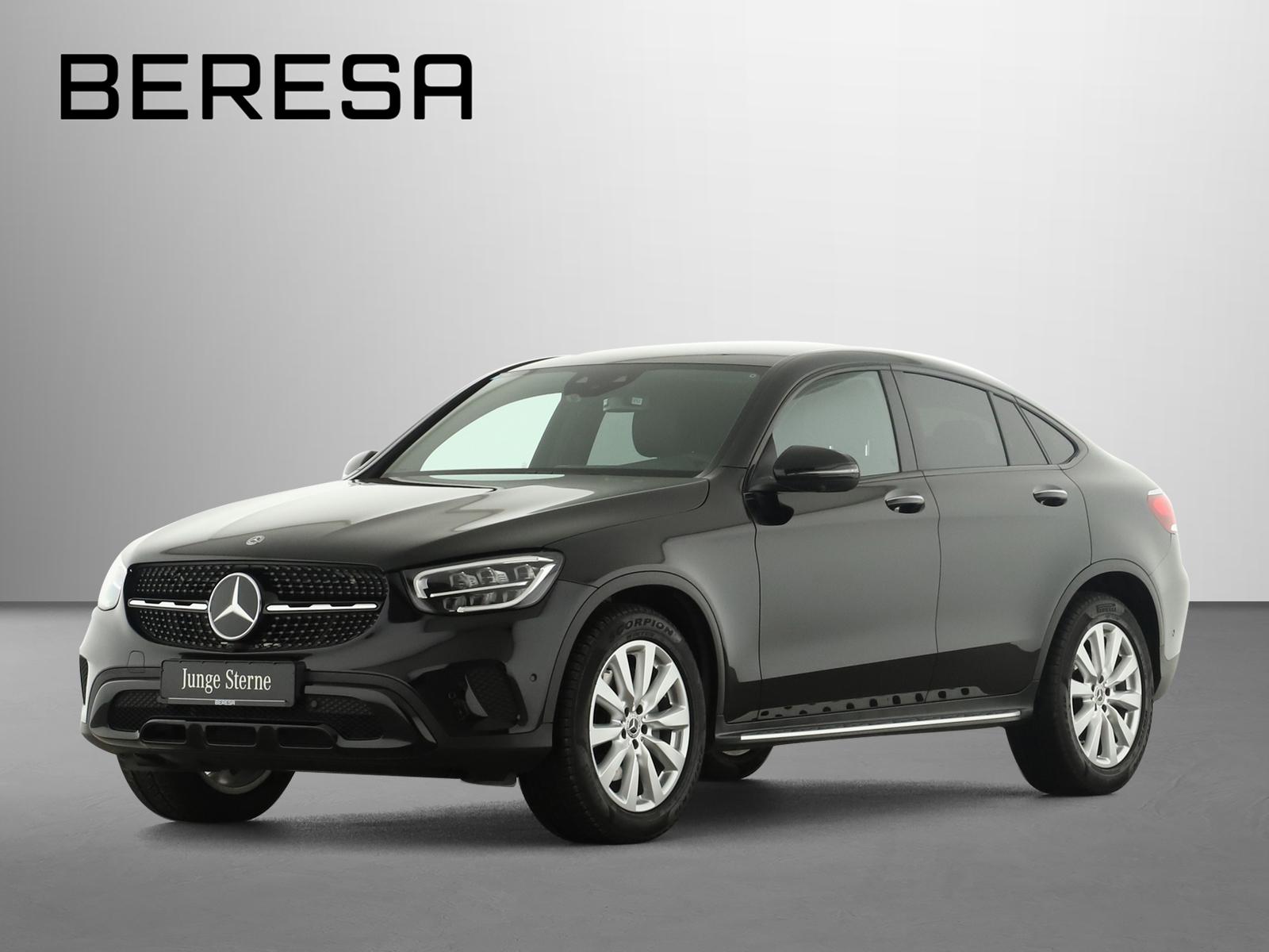 Mercedes-Benz GLC 200 4M Coupé HUD Burmester Fahrassist. 360°, Jahr 2019, Benzin