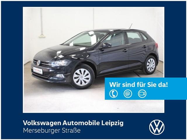 Volkswagen Polo 1.0 TSI Comfortline *ACC*Navi*PDC*SHZ*, Jahr 2020, Benzin