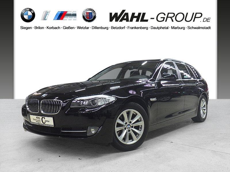 BMW 520d Touring Aut. HiFi Xenon Pano.Dach Tempomat Shz, Jahr 2012, Diesel