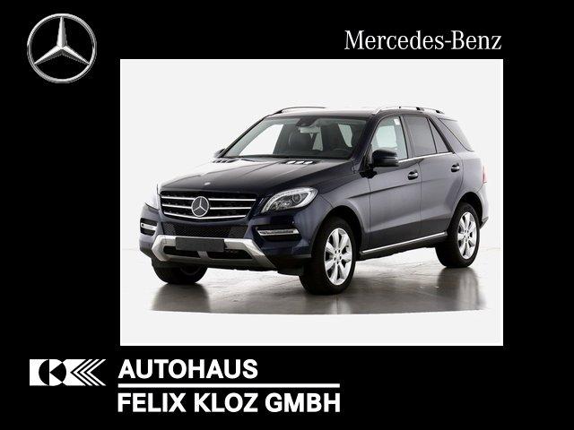 Mercedes-Benz ML 350 4M DISTRONIC COMAND KeylessGO Kamera ILS, Jahr 2015, Diesel