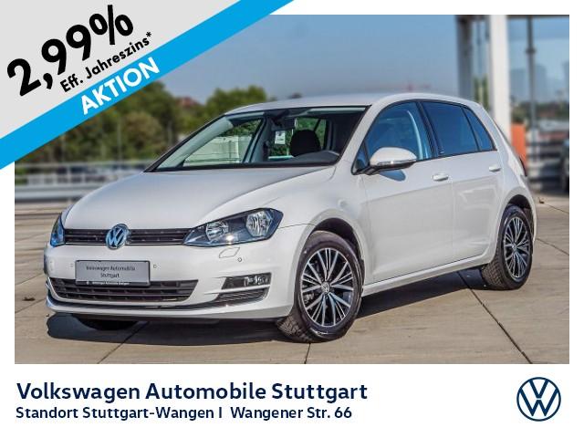 Volkswagen Golf Allstar 1.2 TSI Bluetooth GRA SHZ PDC, Jahr 2016, Benzin