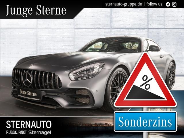 Mercedes-Benz AMG GT C RÃCam Spurp Distronic Memoryp EDW ILS, Jahr 2018, Benzin