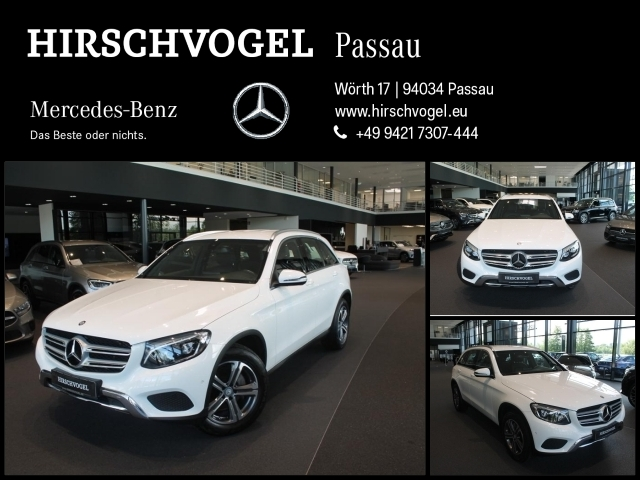 Mercedes-Benz GLC 220 d 4M OFF-ROAD/EXCLUSIVE+Navi+ILS+PDC+SHZ, Jahr 2015, Diesel