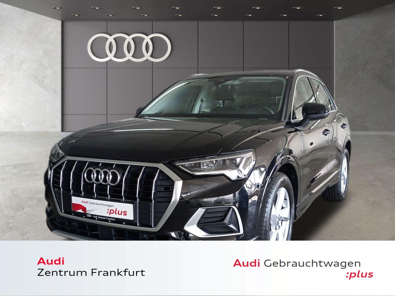 Audi Q3 35 TDI advanced S tronic LED Navi VC Panorama, Jahr 2019, Diesel