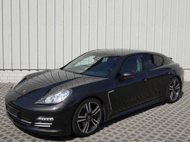 Porsche Panamera Diesel Platinum Edition Leder Xenon PSM, Jahr 2013, diesel