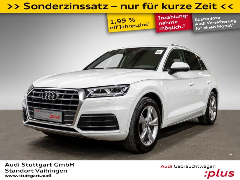 Audi Q5 sport 2.0 TDI quattro LED AIR virtCo 19'', Jahr 2017, Diesel