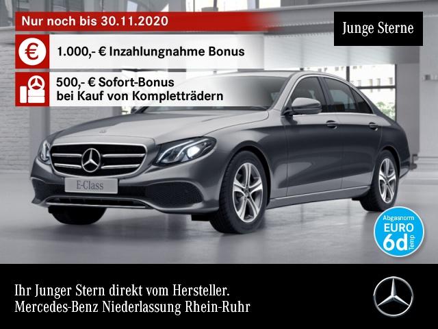 Mercedes-Benz E 200 d Avantgarde LED AHK Kamera Totwinkel Memory, Jahr 2019, Diesel