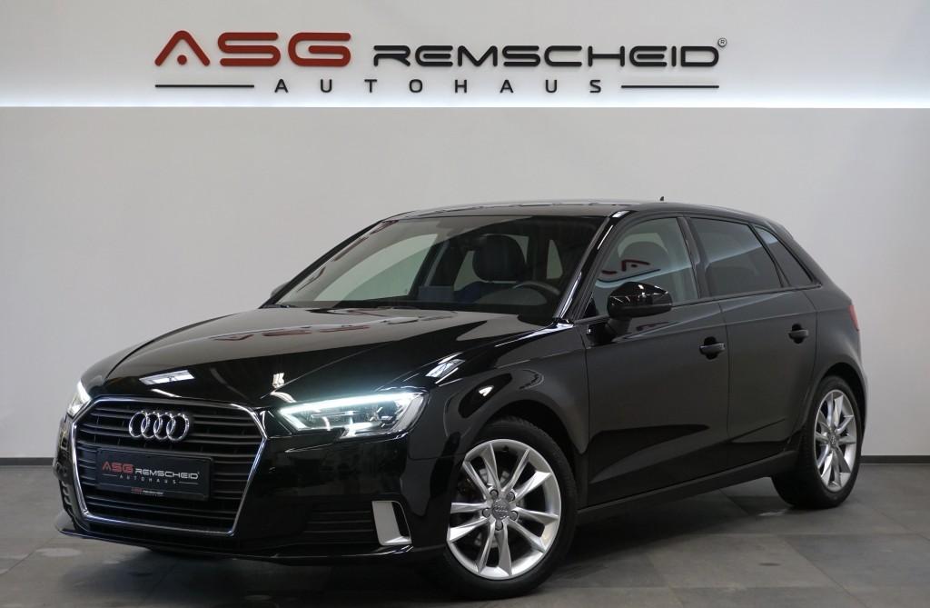 Audi A3 2.0 TDI Sport S-Tronic *MMi Nav *Drive Select, Jahr 2018, Diesel