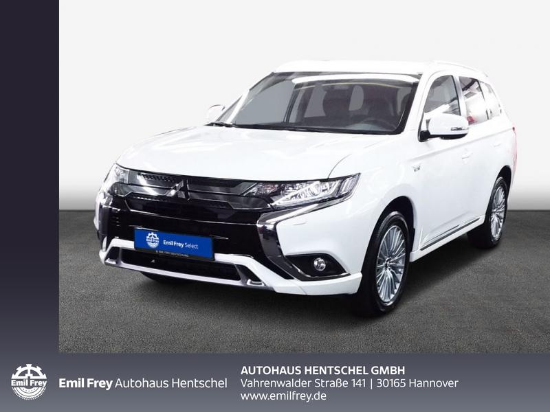 Mitsubishi Plug-in Hybrid Outlander 2.4 4WD Diamant, Jahr 2019, Hybrid