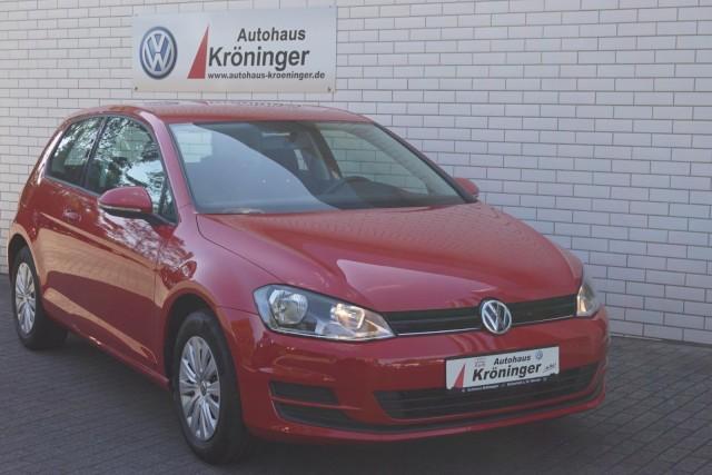 Volkswagen Golf VII 1.2 TSI Trendline Composition Colour AUX-IN Climatic MFA Easy-Entry BMT, Jahr 2014, Benzin