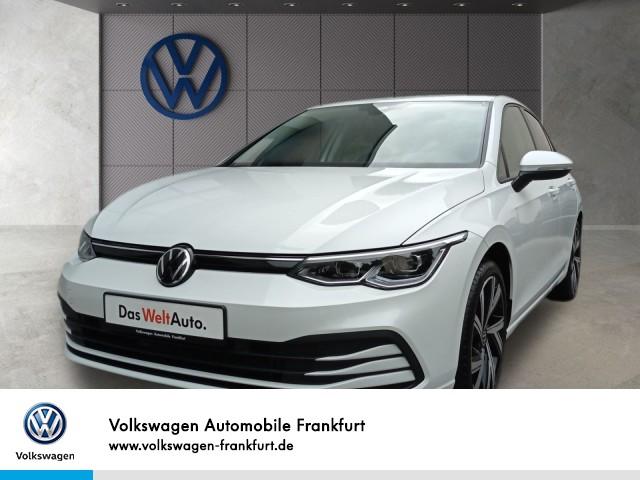 """Volkswagen Golf VIII 1.5 TSI Life Alu18"""" LED Rückfahrkamera, Jahr 2020, petrol"""