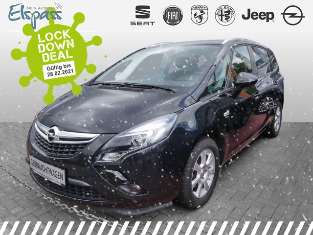 Opel Zafira Tourer 1.6 CDTI drive ecoFlex S 7-Sitzer NAVI PDCv+h, Jahr 2016, Diesel