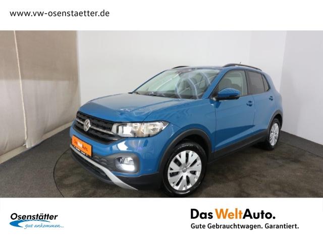 Volkswagen T-Cross 1,0 TSI Klima Sitzhzg. 5JG, Jahr 2020, Benzin