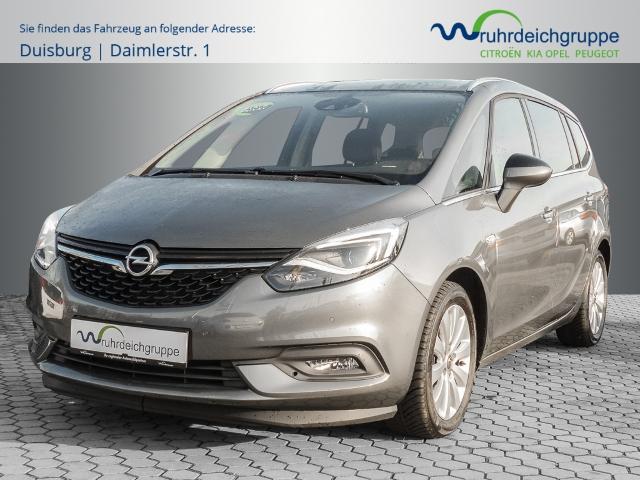 Opel Zafira C Innovation 1.6 AT+7-Sitzer+Navi+Allwetter, Jahr 2019, Benzin