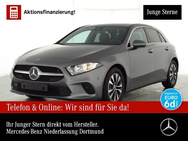 Mercedes-Benz A 180 Progressive Spurhalt-Ass PTS Sitzh Temp, Jahr 2020, Benzin