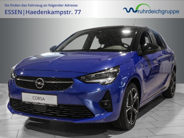 Opel Corsa GS Line 1.2 +Navi+Kamera+Klimaauto+PDC, Jahr 2020, Benzin