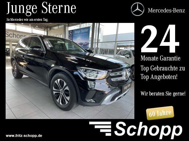 Mercedes-Benz GLC 200 d 4M NAVI LED HECKKL. EL. PTS+RFK CHROMP, Jahr 2020, Diesel