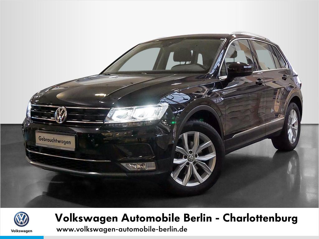Volkswagen Tiguan 2.0 TDI Highline BMT, Jahr 2017, Diesel