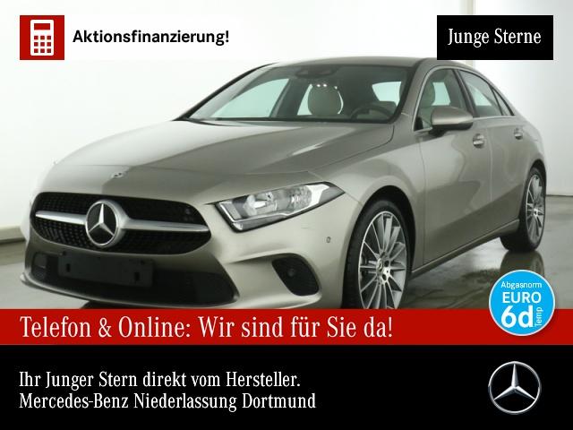 "Mercedes-Benz A 180 Limousine Pro 19"" Kamera Premium ESitz, Jahr 2020, petrol"