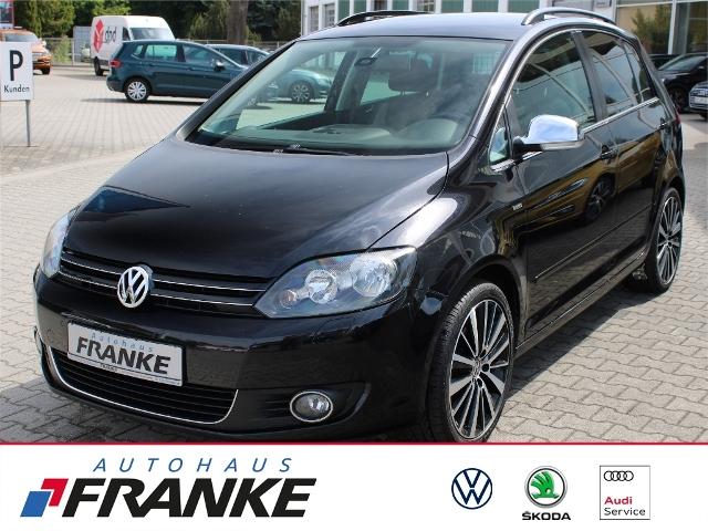 Volkswagen Golf Plus Life 1.4 TSI KLIMA ALU, Jahr 2013, Benzin