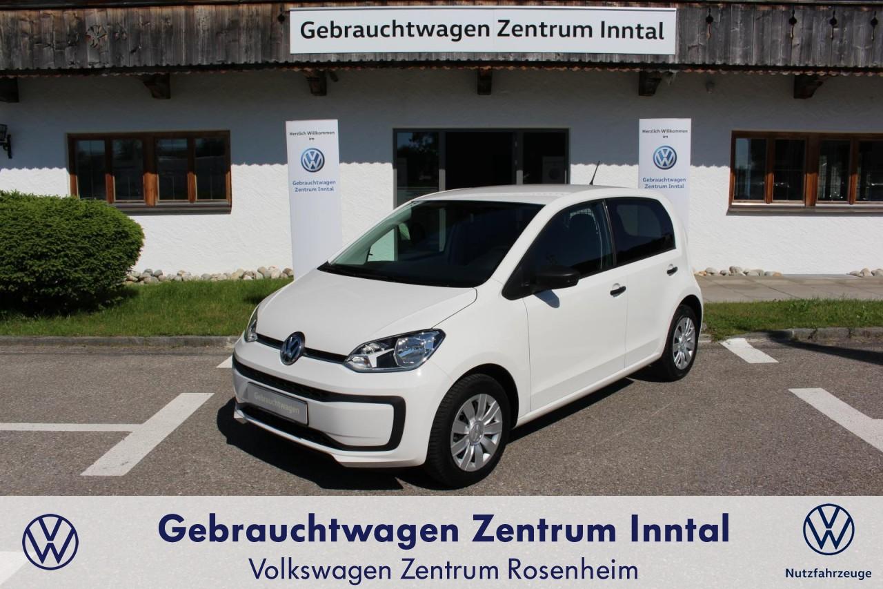 Volkswagen up! 1,0 load up! -EURO 6- (Klima) Klima, Jahr 2016, Benzin