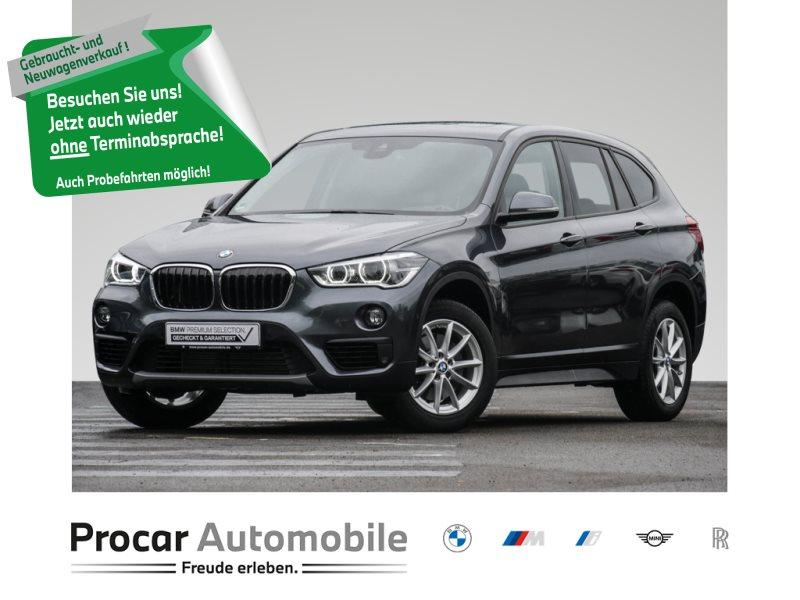 BMW X1 sDrive20i 50 JAHRE BMW BANK AKTION AB 0,15% FINANZIERUNG!!, Jahr 2017, Benzin