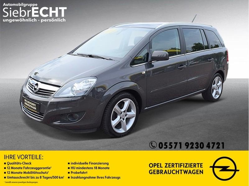 Opel Zafira Family,Klimaautomatik, Schnellheizung, Jahr 2013, Diesel