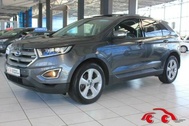 Ford EDGE 2,0 TDCI 4X4 TREND NAVI LED PANO, Jahr 2017, Diesel
