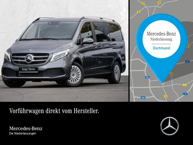 Mercedes-Benz V 250 d lang Pano-Dach LED ILS PTS Sitzheizung, Jahr 2020, Diesel